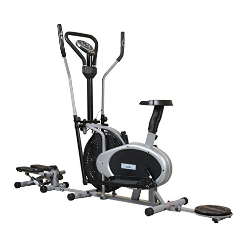 Aerofit AF 754 Orbitrac Bike with Multi Read Out Display Time