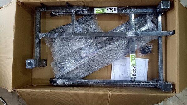 Body Maxx Heavy Duty Weight Lifting Bench Press