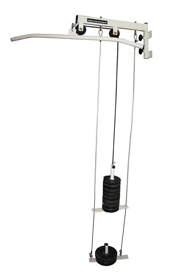 Home Gym Dynamics Folding Pullupbar