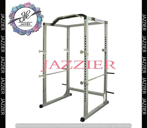 Jazzier Power Squat Rack Square Pipe PR-06