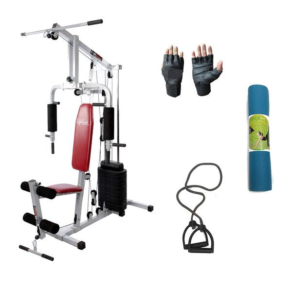 Lifeline Multi Exercise Gym Machines for Home Workout HG 002