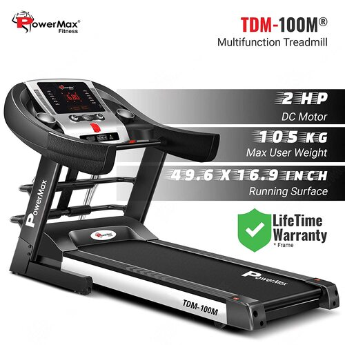 Powermax Fitness TDM-100M (2.0HP)
