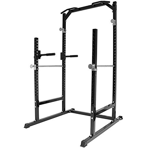 SPORTO FITNESS Weightlifting Half Power Rack