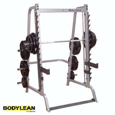 bodylean series 7 smith machine