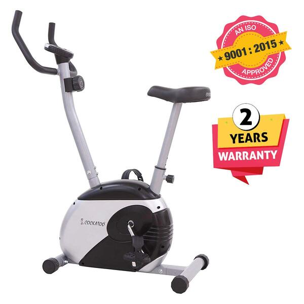 Cockatoo CUB-01 Smart Series Magnetic Exercise Bike for Home Gym