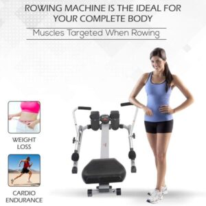 Best Rowing Machine for Home in India 1