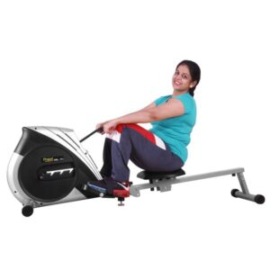 Propel 4 Way Adjustable Resistance FitnessOne's Rower