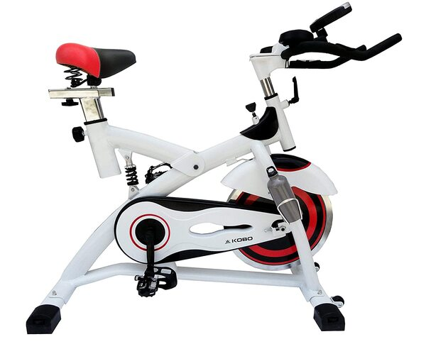 Kobo spin bike with Steel Wheel