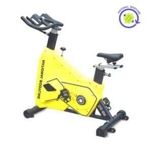 National bodyline spin bike - 25kg Flywheel