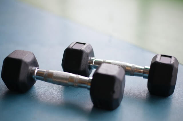 Hex dumbbell Set India