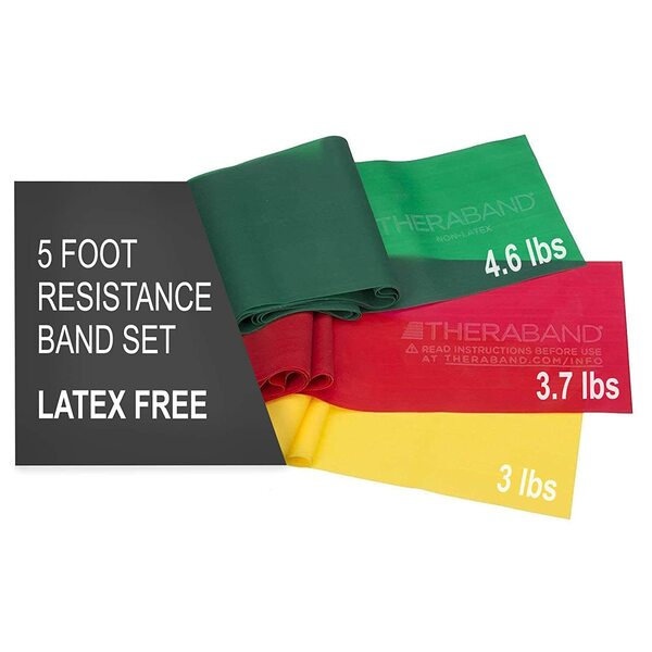 Theraband Latex Free Active Recovery