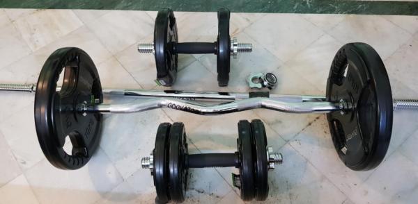 Cockatoo gym set (20kg 40 kg 50kg 70kg 100 kg ) 1