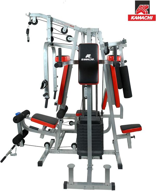 Kamachi HG-44 4 Station Home Gym