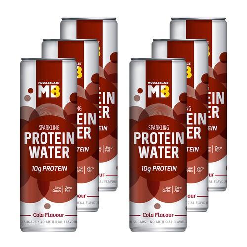 Muscleblaze protein water