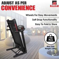 Kamachi 444 Motorized Treadmill