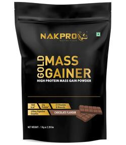 Nakpro Nutrition Gold Mass Gainer