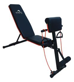 Dolphy Adjustable Weight Bench for Full Body Workout