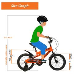 Firefox Zunami 16T Kids Cycle