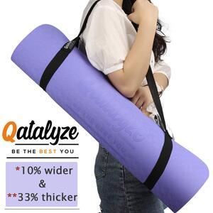 Qatalyze TPE Yoga Mat