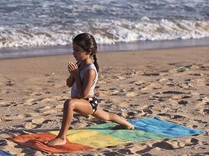 Yoga Land Kid's Mat