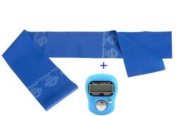 TheraBand Latex Free Resistance Exercise Band For Heavy Workout
