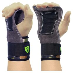 Xtrim gym gloves with wrist support