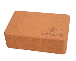 Yogikuti Cork Yoga Block India