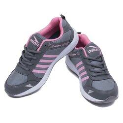 Asian Women Running Shoes