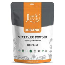 Just Jaivik 100% Organic Shatavari Powder