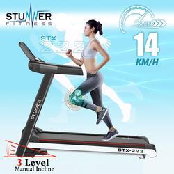 Stunner treadmill