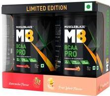 MuscleBlaze BCAA Pro