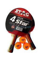 Stag Star 4 table tennis bat