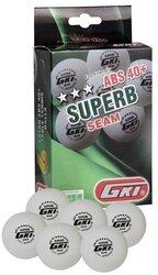 GKI Superb table tennis balls