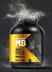 MuscleBlaze Whey Isolate