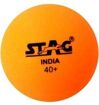 Stag Plastic table tennis balls in India