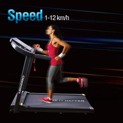 Welcare MAXPRO Treadmill Review PTM101