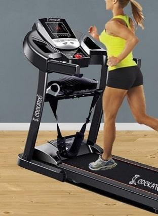 Treadmill with massager belt benefits 4