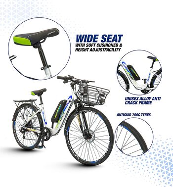 best electric bicycle in India - For workout! 1