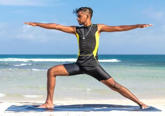 Weight gain yoga poses