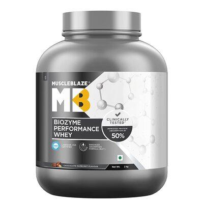Muscleblaze Biozyme Performance Whey, Labdoor USA Certified