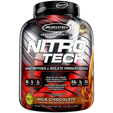 Muscletech Performance Series Nitro Tech