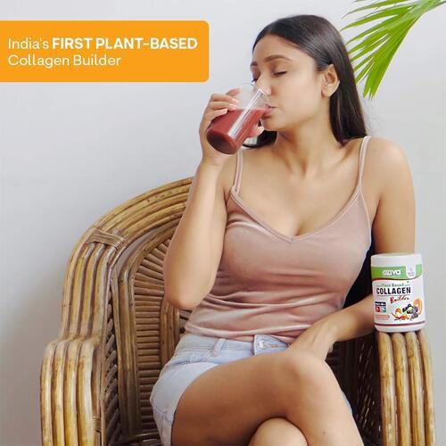 oziva collagen powder side effects pros