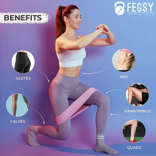 The FEGSY Resistance Band Review; A product rich with pros, cons and information 8